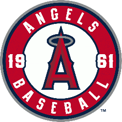 Los Angeles Angels Alternate Logo 2012 - Present