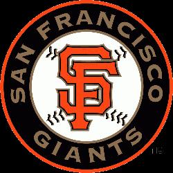 San Francisco Giants Alternate Logo 2000 - 2013