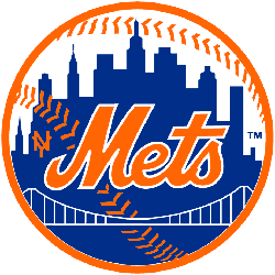 New York Mets Primary Logo 1962 - 1992