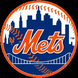 New York Mets Primary Logo 1993 - 1998