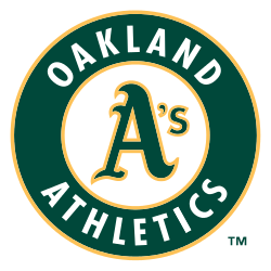 Oakland Athletics Primary Logo 1993 - Present
