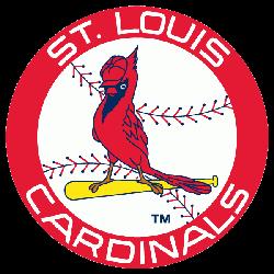 St. Louis Cardinals Primary Logo 1967 - 1997