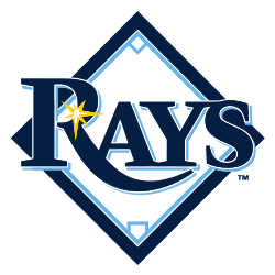 Tampa Bay Rays Primary Logo 2008 - 2018