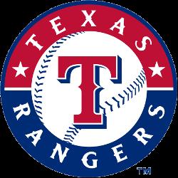 Texas Rangers Primary Logo 2003 - Present