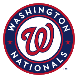 Washington Nationals Primary Logo