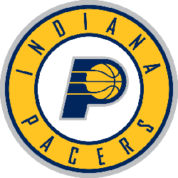 Indiana Pacers Alternate Logo 2006 - Present