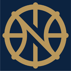 New Orleans Pelicans Alternate Logo 2014 - Present