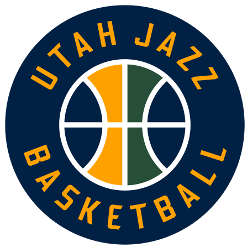 Utah Jazz Alternate Logo 2016 - Present