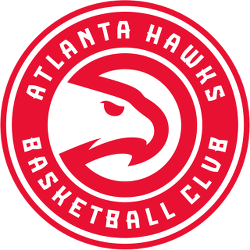 Atlanta Hawks Primary Logo