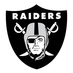 Los Angeles Raiders Primary Logo
