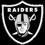 Oakland Raiders Primary Logo 1995 - 2019