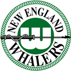 New England Whalers Primary Logo