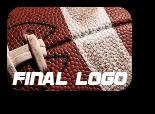 Football Final Logo