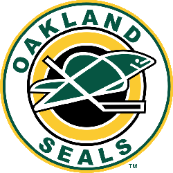 Oakland Seals Alternate Logo 1970
