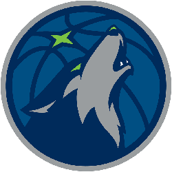 Minnesota Timberwolves Alternate Logo 2017 - Present