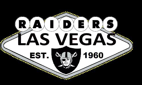 Las Vegas Raiders Concept Logo 2017