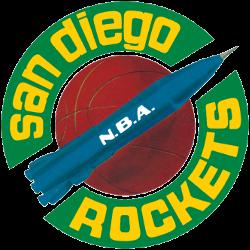 San Diego Rockets Primary Logo