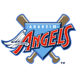 Anaheim Angels Primary Logo 1997 - 2001