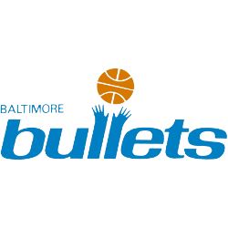 Baltimore Bullets Primary Logo