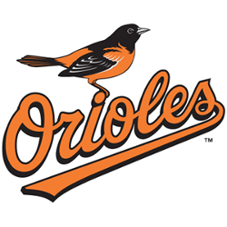 Baltimore Orioles Primary Logo 2009 - 2018
