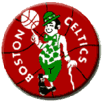 Boston Celtics Primary Logo 1969 - 1976
