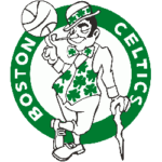 Boston Celtics Primary Logo 1977 - 1996