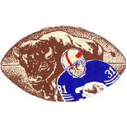 Buffalo Bills Primary Logo 1962 - 1969