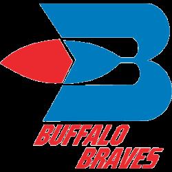 Buffalo Braves Primary Logo