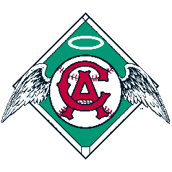 California Angels Primary Logo 1965 - 1970