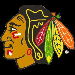 Chicago Blackhawks Primary Logo 1997 - 1999