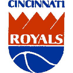 Cincinnati Royals Primary Logo