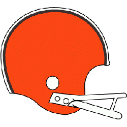 Cleveland Browns Primary Logo 1970 - 1985
