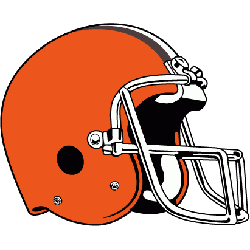 Cleveland Browns Primary Logo 1986 - 1991