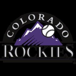 Colorado Rockies Primary Logo 1993 - 2016