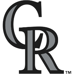 Colorado Rockies Primary Logo 2017 - Present