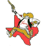 Dallas Texans Primary Logo 1960 - 1962