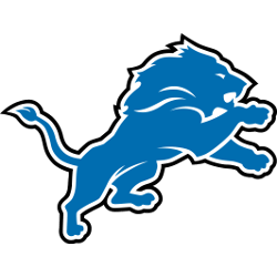 Detroit Lions Primary Logo 2009 - 2016