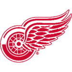Detroit Red Wing Primary Logo 1949 - Present