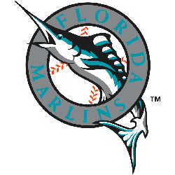 Florida Marlins Primary Logo 1993 - 2011