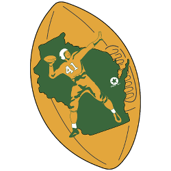 Green Bay Packers Primary Logo 1956 - 1961