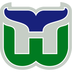 Hartford Whalers Primary Logo