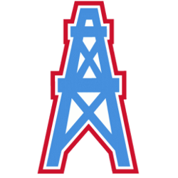 Houston Oilers Primary Logo
