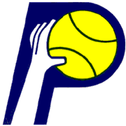 Indiana Pacers Primary Logo 1968 - 1976