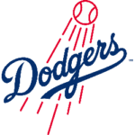 Los Angeles Dodgers Primary Logo 2012 - Present