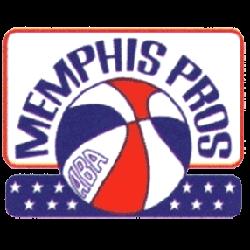 Memphis Pros Primary Logo