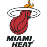 Miami Heat Primary Logo 2000 - Present