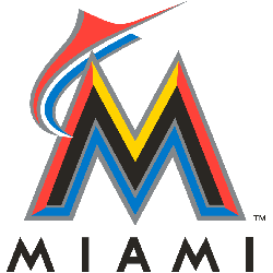 Miami Marlins Primary Logo 2012 - 2016