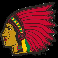 Milwaukee Braves Primary Logo 1953 - 1956
