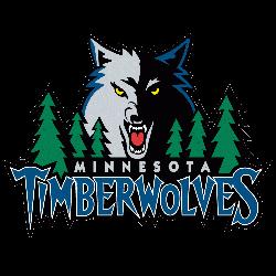 Minnesota Timberwolves Primary Logo 1997 - 2008