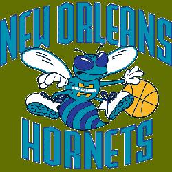 New Orleans Hornets Primary Logo 2003 - 2008